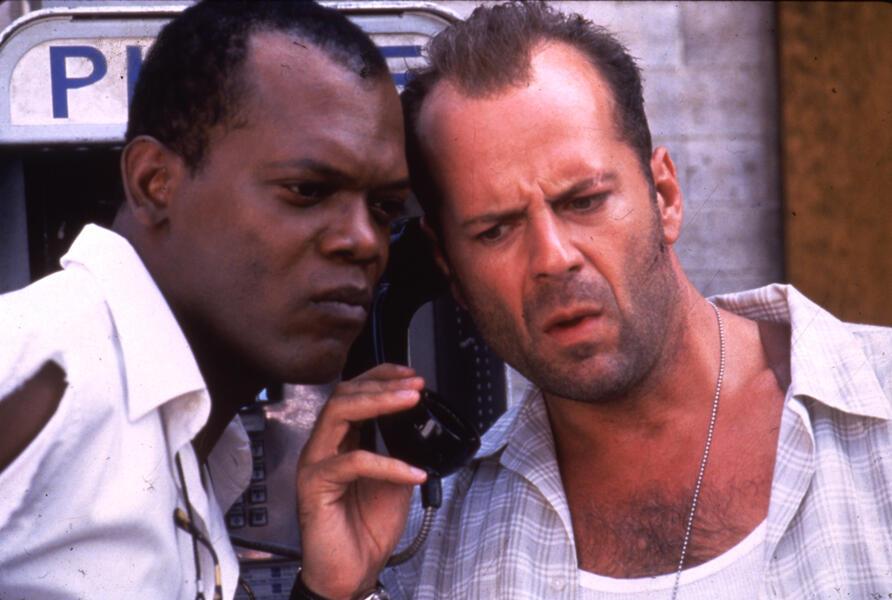 Stirb langsam - Jetzt erst recht mit Bruce Willis und Samuel L. Jackson