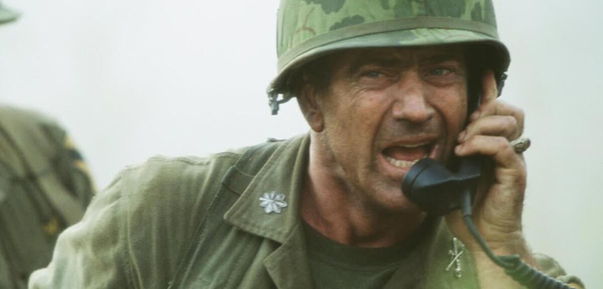 Kriegsfilm Mel Gibson