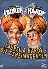 Laurel & Hardy - Geheimagenten