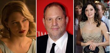 Bild zu:  Der Fall Harvey Weinstein