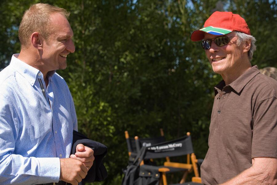 Invictus mit Clint Eastwood
