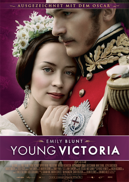 "Filmplakat zu ""Young Victoria"""