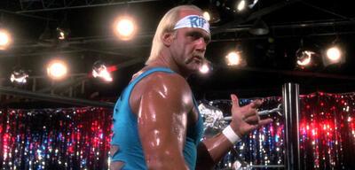 Hulk Hogan in Der Hammer
