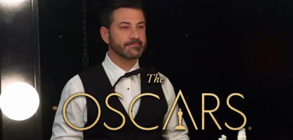 Oscar 2017: Host Jimmy Kimmel bereitet sich vor