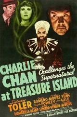 Charlie Chan auf der Schatzinsel - Poster