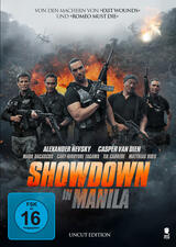 Showdown in Manila - Poster