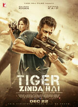 Tiger Zinda Hai - Poster