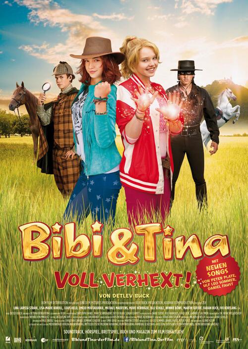 Bibi Tina Voll Verhext Besetzung Schauspieler Crew