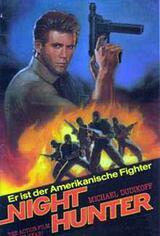 Night Hunter - Poster