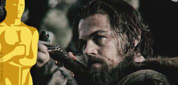 Bild zu:  The Revenant - Der Rückkehrer bei den Oscars 2016