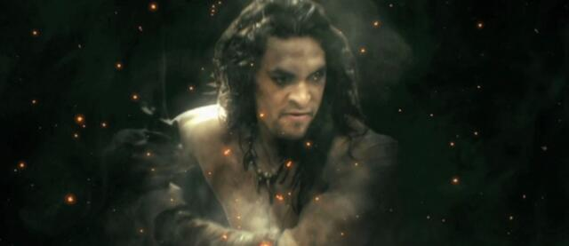 Jason Momoa ist Conan in Conan The Barbarian
