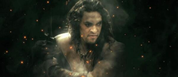 Jason Momoa ist Conan in Conan The Barbarian