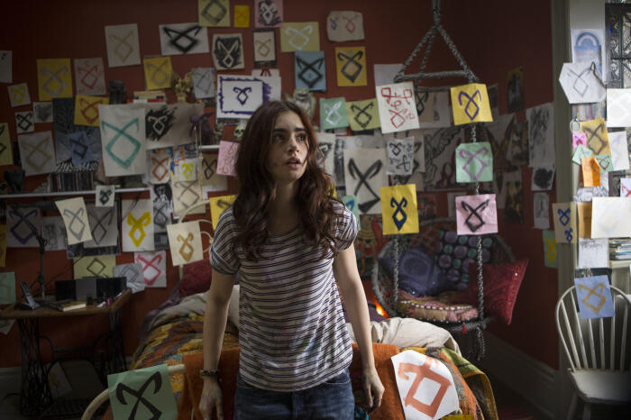 Chroniken der Unterwelt - City of Bones mit Lily Collins