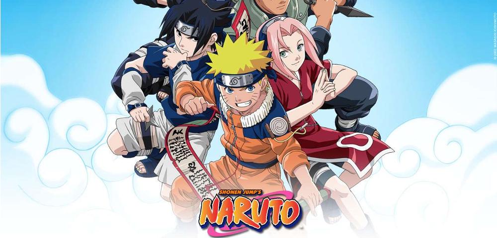 Naruto Komplette Serie