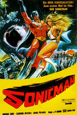 Sonicman - Poster