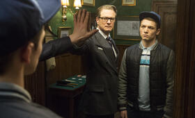 Kingsman: The Secret Service mit Colin Firth und Taron Egerton - Bild 3