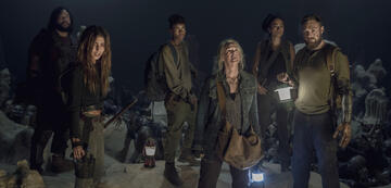 The Walking Dead - Staffel 10, Folge 9: Squeeze