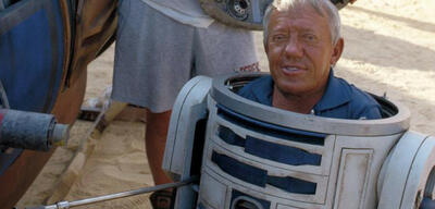 R2-D2-Darsteller Kenny Baker