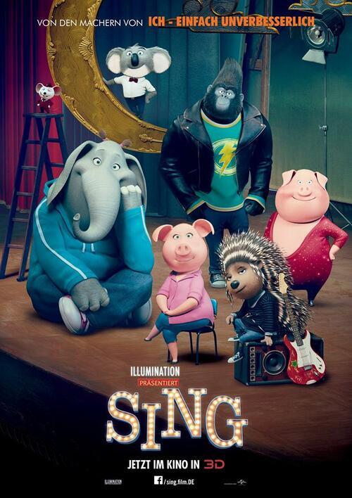 Film anschauen sing kostenlos ganzer Sing, Sing,