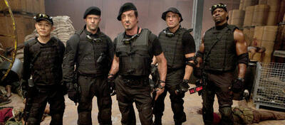 Fortsetzung geplant: The Expendables