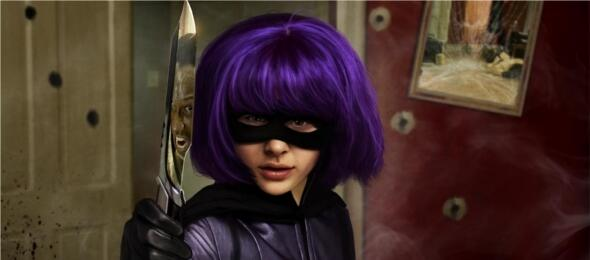 Für Hit Girl wird's romantisch in Kick Ass 2.