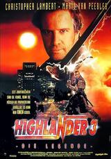 Highlander III - Die Legende - Poster