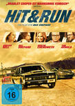 Hit and run poster dt