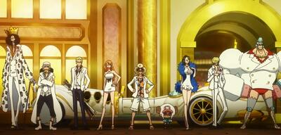 One Piece Film: Gold