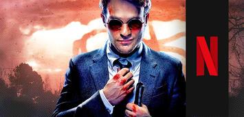 Bild zu:  Daredevil, eine der wichtigsten Netflix-Serien
