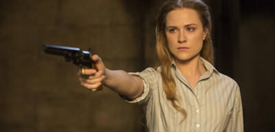 Westworld mit Evan Rachel Wood als Dolores