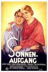 Sonnenaufgang - Lied von zwei Menschen - Poster