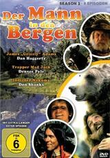 Der Mann in den Bergen - Poster
