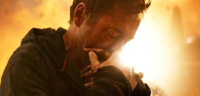 Robert Downey Jr. inAvengers: Infinity War
