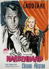 Die Narbenhand - Poster