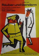 Räuber und Gendarm - Poster