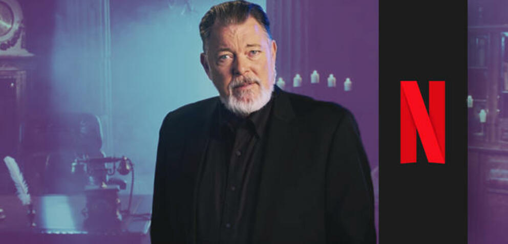 Jonathan Frakes in X-Factor