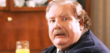 Richard Griffiths als Vernon Dursley in Harry Potter