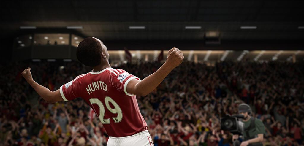 Der Storymodus von FIFA 17: The Journey