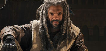 Bild zu:  Khary Payton als Ezekiel in The Walking Dead
