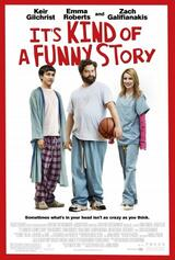 It's Kind of a Funny Story - Poster
