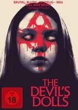 The Devil's Dolls - Poster