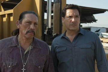 Danny Trejo (links) in Sons of Anarchy