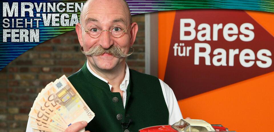 Bares für Rares mit Horst Lichter