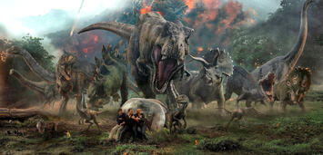 Bild zu:  Jurassic World 2