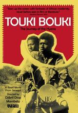 Touki Bouki - Poster