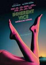 Inherent Vice - Natürliche Mängel - Poster