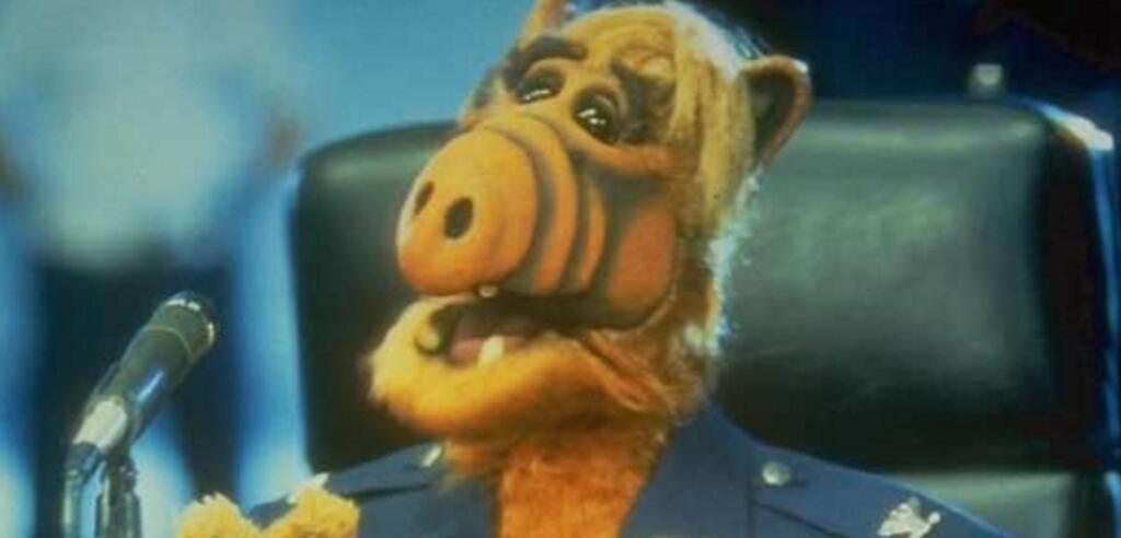 Alf kommt zurück
