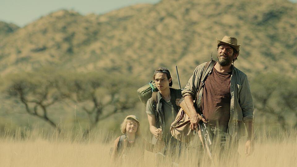 Fluss des Lebens - Okavango mit Roeland Wiesnekker und Tom Gronau