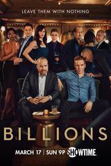Billions - Staffel 4 - Poster