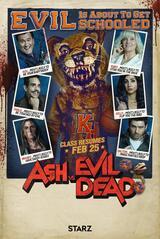 Ash vs Evil Dead - Poster